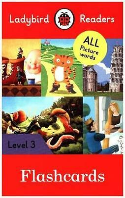 Ladybird Readers Level 3: Ladybird Readers Level 3 Flashcards - All Picture NEU