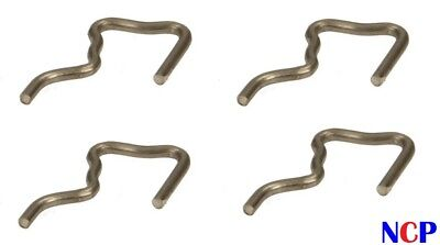 4X FORD FOCUS, GALAXY MONDEO C MAX S MAX, 1.8 TDCi FUEL LEAK OFF PIPE CLIPS