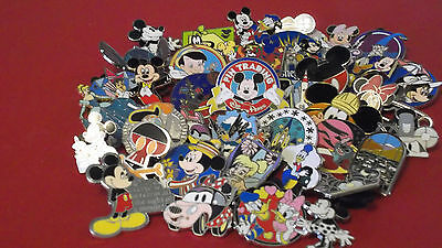 Disney Trading Pins_100 Pin Lot_Free 2-3 Day Priority Shipping_No Doubles_B6