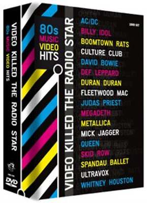 Video Killed the Radio Star: Collection  (UK IMPORT)  DVD NEW