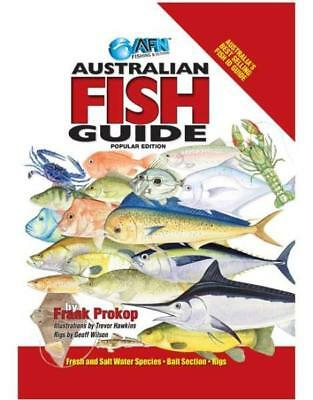 NEW Australian Fish Guide By Frank Prokop Hardcover Free Shipping