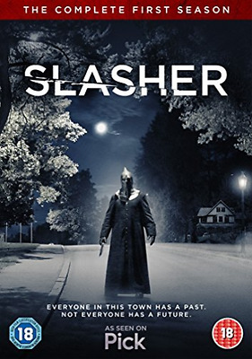 Slasher - The Complete First Season  (UK IMPORT)  DVD NEW