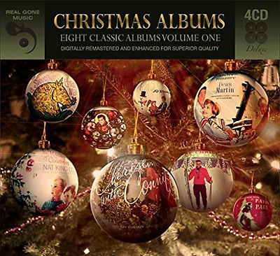 Various-Eight Classic Christmas Albums Vol 1  (Uk Import)  Cd New