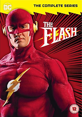The Flash 1990 Complete Series  (Uk Import)  Dvd New