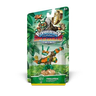 Skylanders SuperChargers Thrillipede Figure. From the Argos Shop on ebay