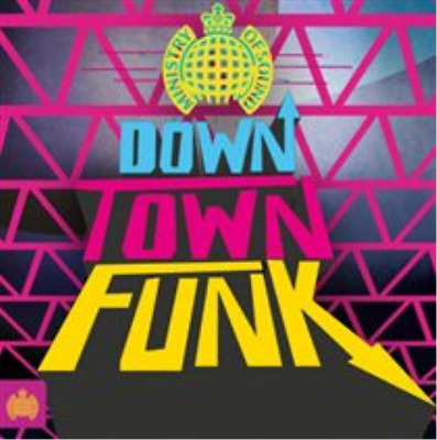 Various Artists-Downtown Funk  (UK IMPORT)  CD NEW