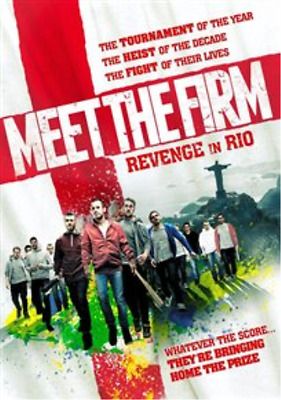 Naz Dickinson, Charlotte Lewis-Meet the Firm - Revenge in R (UK IMPORT)  DVD NEW