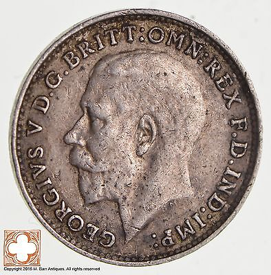 1919 Great Britain 3 Pence *2757
