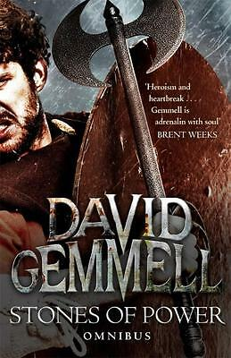 NEW Stones of Power By David Gemmell Paperback Free Shipping