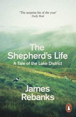 NEW The Shepherd's Life By James Rebanks Paperback Free Shipping