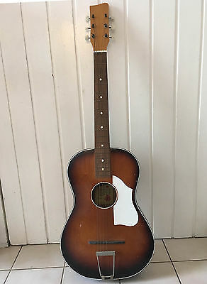 Guitare Vintage EGMOND  PARLOR  MANOUCHE JAZZ An 60's