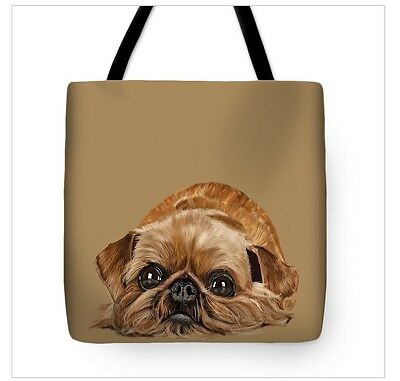 Tote - Brussels Griffon