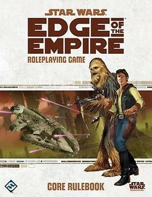 Star Wars: Edge of the Empire Core Rulebook, 9781616616571