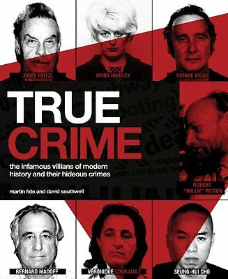 True Crime, Southwell, David, Fido, Martin | Paperback Book | Very Good | 978184