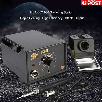 New 936 SMD Professional Soldering Rework Station Temperature Control EASY AU