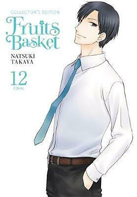 Fruits Basket Collector's Edition, Vol. 12 by Natsuki Takaya Paperback Book Free