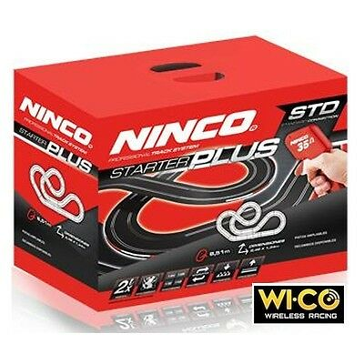 "NINCO 20185  Start-Set ""Starter Plus""  8,51m mit WICO Reglern -Neu / Ovp"
