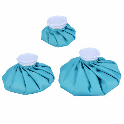 Reusable Cold Compress Ice Bag Sports Injury Cold Therapy Pack Swelling Pain EB