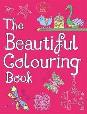 NEW The Beautiful Colouring Book By Jessie Eckel Paperback Free Shipping
