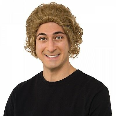 Willy Wonka Adult Wig Costume Accessory Adult Willy Wonka Halloween
