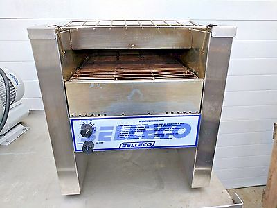 Belleco Conveyor Bagle/ Bread/ Bun Toaster JT2-B 120 Slices Per Hour 208 V