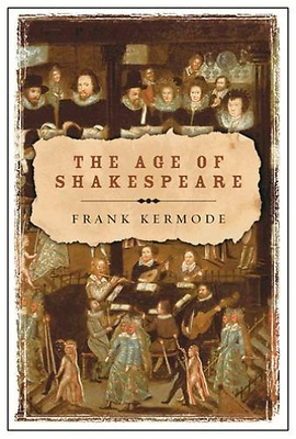 The Age Of Shakespeare  (UK IMPORT)  BOOK NEW