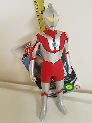 Ultraman 01 Bandai series monster Vinyl figure with tag Kaiju ultra