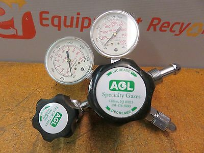 AGL Specialty Gases Compressed Gas Regulator HP270D-250 3000PSIG New