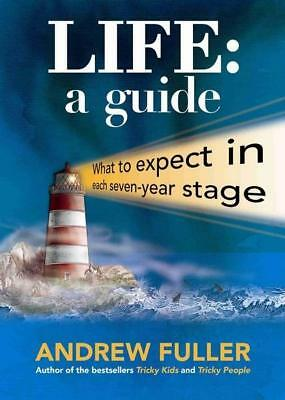 NEW Life : A Guide By Andrew Fuller Paperback Free Shipping