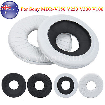 1 Pair Replacement Ear Pads Cushion for Sony MDR-V150 V250 V300 V100 Headphone