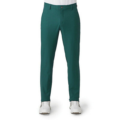 adidas Ultimate 365 Geo Print Tapered Fit Mens Golf Pants - Green