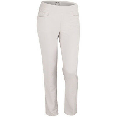 adidas Essentials Puremotion Full Length Ladies Golf Pants - Grey