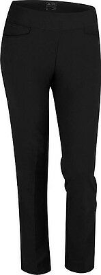 adidas Essentials Puremotion Full Length Ladies Golf Pants - Black