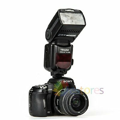Triopo TR-960III  Wireless Flash Speedlite Flashgun Fr Sony Alpha Series Camera