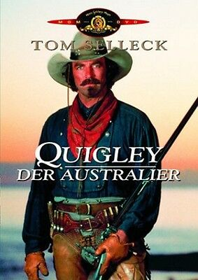 Quigley der Australier  * DVD * mit Tom Selleck   NEU * down under *