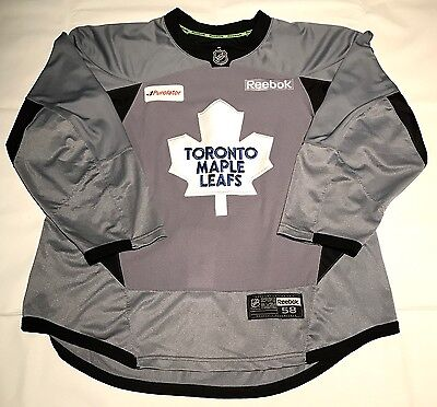 ... official store pro stock return toronto maple leafs reebok edge 3.0 practice  jersey size 58 56bf1 df661234a
