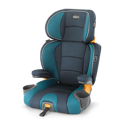 Chicco KidFit 2-in-1 Belt-Positioning Booster Seat - Monaco
