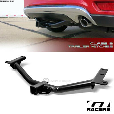 """Class 3 Trailer Hitch Receiver Rear Bumper Towing 2"""" For 2009-2017 Dodge Journey"""