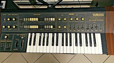 YAMAHA CS-15 CS 15 monophonic synthesizer VINTAGE-PERFECT