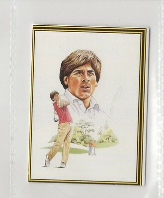 #5 Fred Couples - Ryder Cup 89 Golf Collector Card