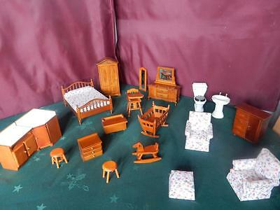 Dolls House Emporium Furniture Bundle 1:12th Scale