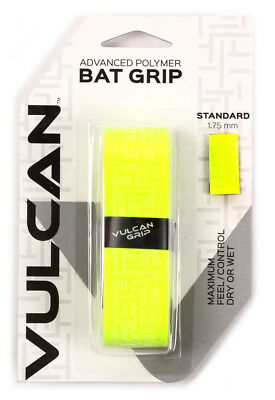 Vulcan V175-YEL Standard Bat Grip 1.750 mm Optic Yellow