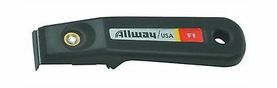 Allway Tools 1-1/8-Inch 2-Edge Small Job Wood Scraper New