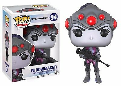 Funko Pop! Games Overwatch Widowmaker Vinyl Action Figure