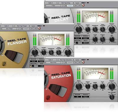 Avid Reel Tape Suite iLok Plug-in license