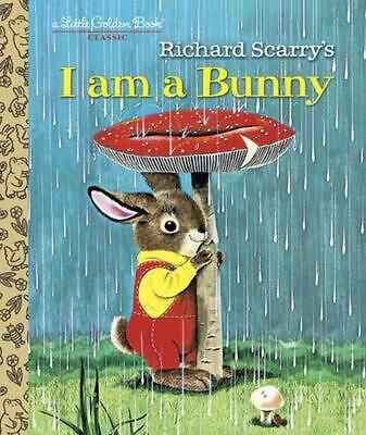 I am a Bunny by Ole Risom (English) Hardcover Book Free Shipping!