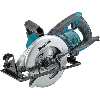 "MAKITA 7-1/4"" HYPOID CIRCULAR SAW W/ FACTORY WARRANTY -  Model 5477NB"