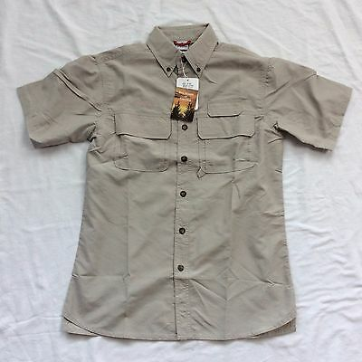 Boy Scout Official Quick Dry UPF Action Shirt Youth Size Large New BSA Vented