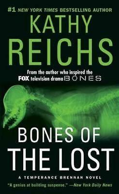 NEW Bones of the Lost By Kathy Reichs Paperback Free Shipping