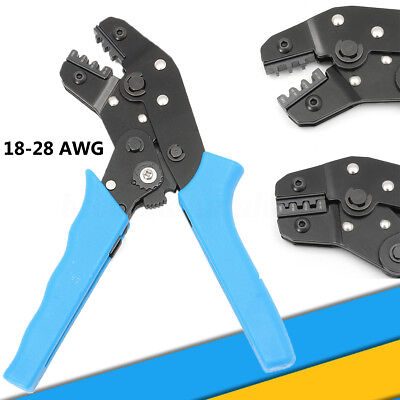AWG28-18 SN-28B Cables Pliers Cutter Crimping Crimper Terminals Tool  0.1-1.0mm²